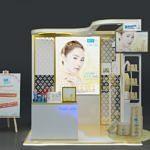 Booth design – Hada Labo (1)